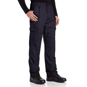 5.11 Tactical Series Blue Work Cargo Pants 34x32